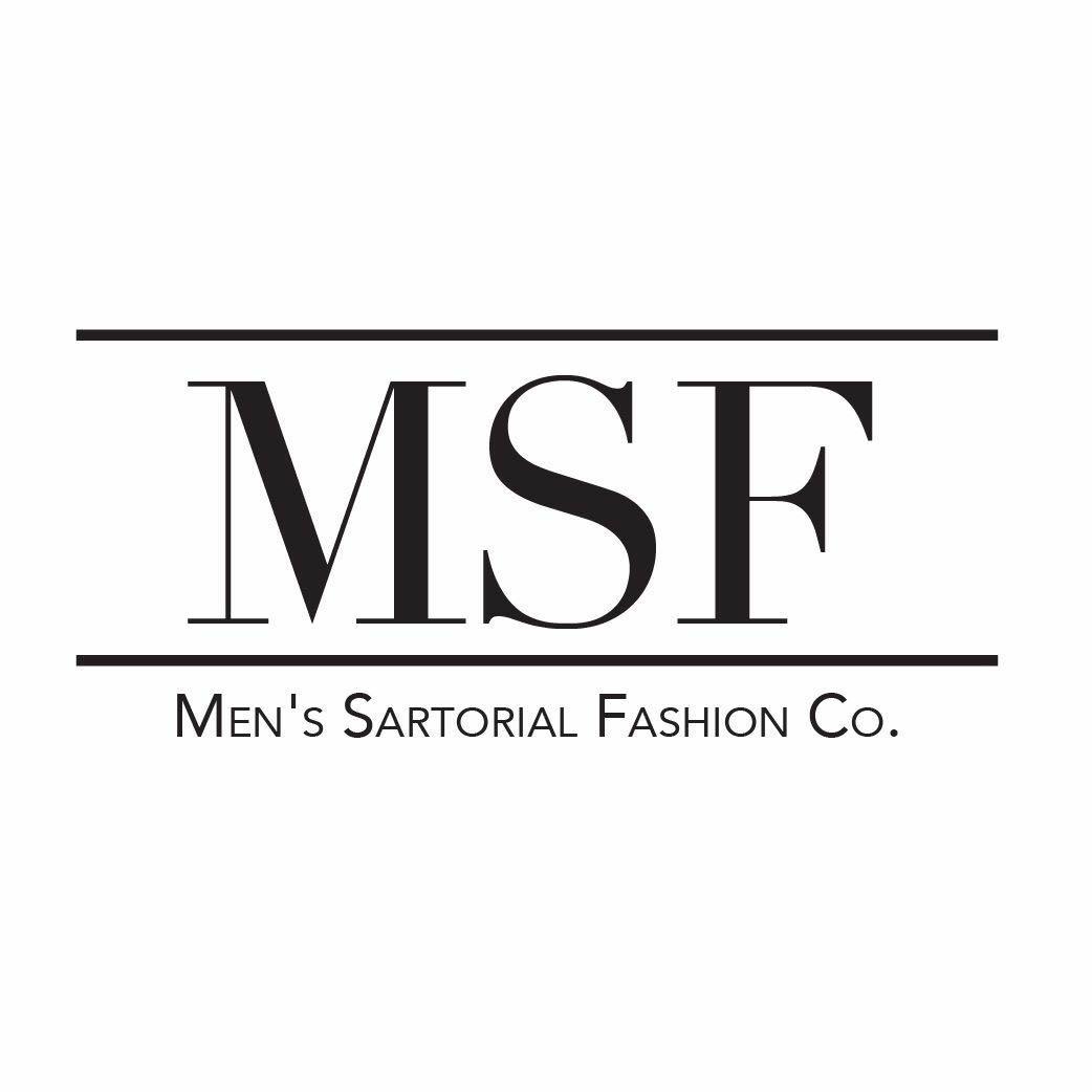 Men's Sartorial Fashion