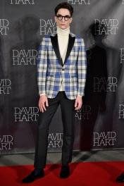 David Hart Menswear Collection Fall Winter 2017 New York Fashion Week NYTCREDIT: NOWFASHION