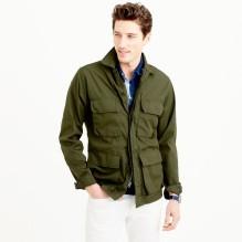 Wallace & Barnes lightweight military jacket