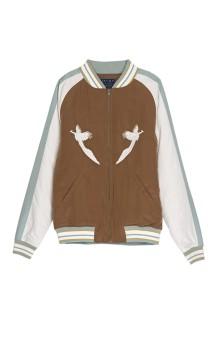 Embroidered Souvenir Jacket