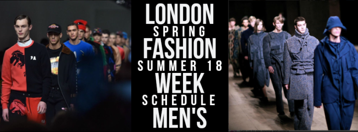 London Fashion Week: Men's