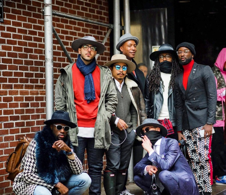 New York Fashion Week: Men's