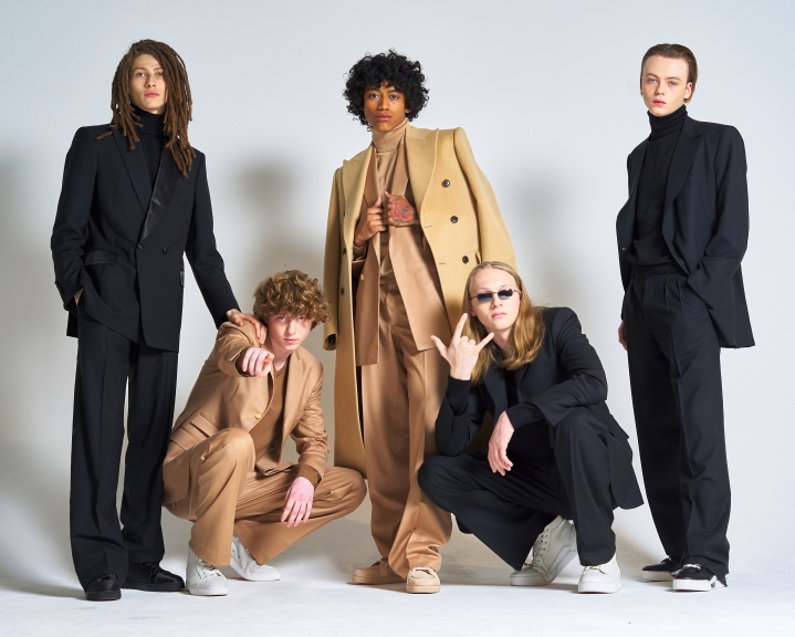 David Hart Back to Minimalism FW19